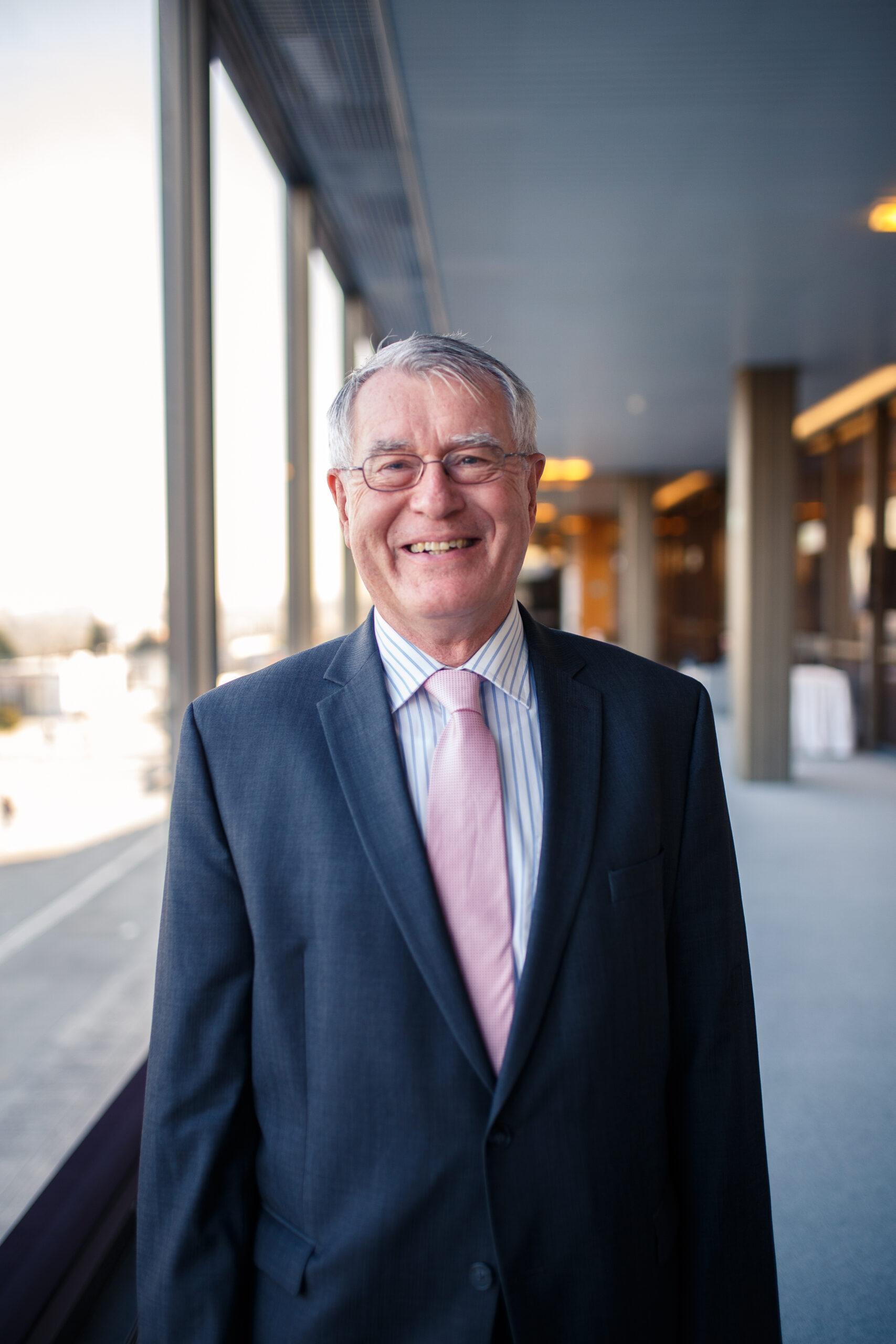 Prof. MUDr. Karel Cvachovec, CSc., MBA